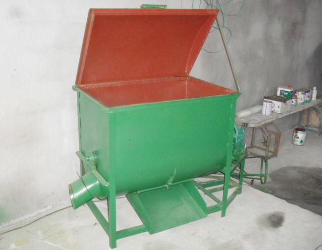 容量150公斤型卧式搅拌机