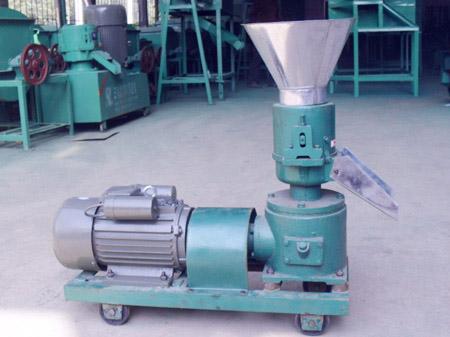120A型单相轴传动式颗粒机