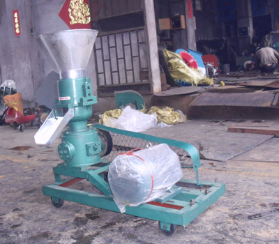 160型颗粒机时产200公斤