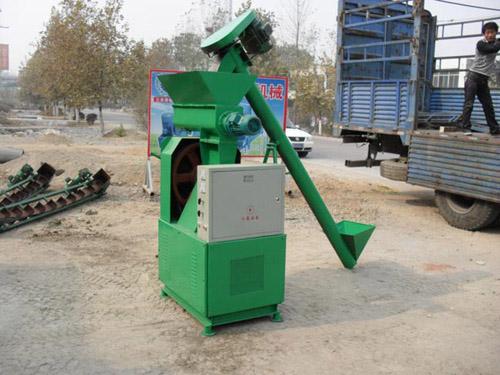 环模250A型颗粒机时产1吨
