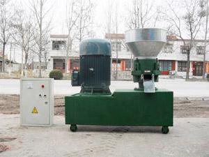 350型颗粒机时产1000公斤