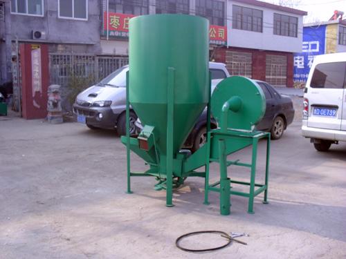 500型立式搅拌机粉碎机